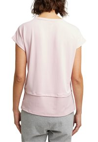 Esprit Sports - Print T-shirt - light pink - 2