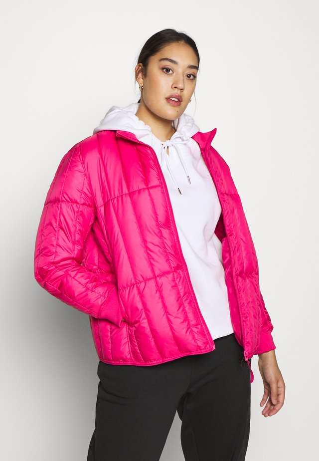 LIGHT WEIGHT JACKET - Jas - raspberry sorbet