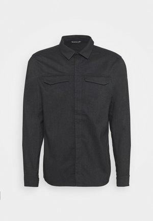 LATTIS MENS - Hemd - black