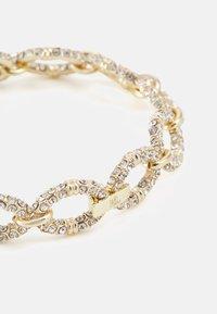 Lauren Ralph Lauren - LINK FLEX - Necklace - gold-coloured/cry - 1