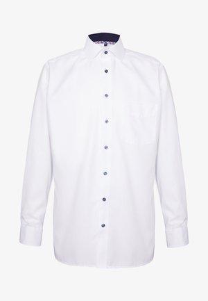 LUXOR MODERN FIT GLOBAL KENT - Overhemd - weiss