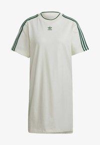 adidas Originals - TENNIS LUXE DRESS ORIGINALS - Vestito di maglina - off white - 5