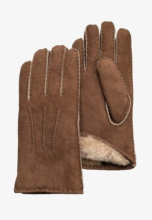 NORTH - Gloves - tobacco