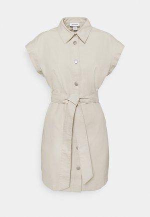 LINN DRESS - Shirt dress - beige dusty light