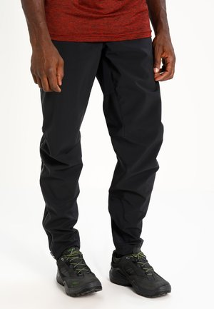 MEN'S QIMSA PANTS - Friluftsbyxor - black