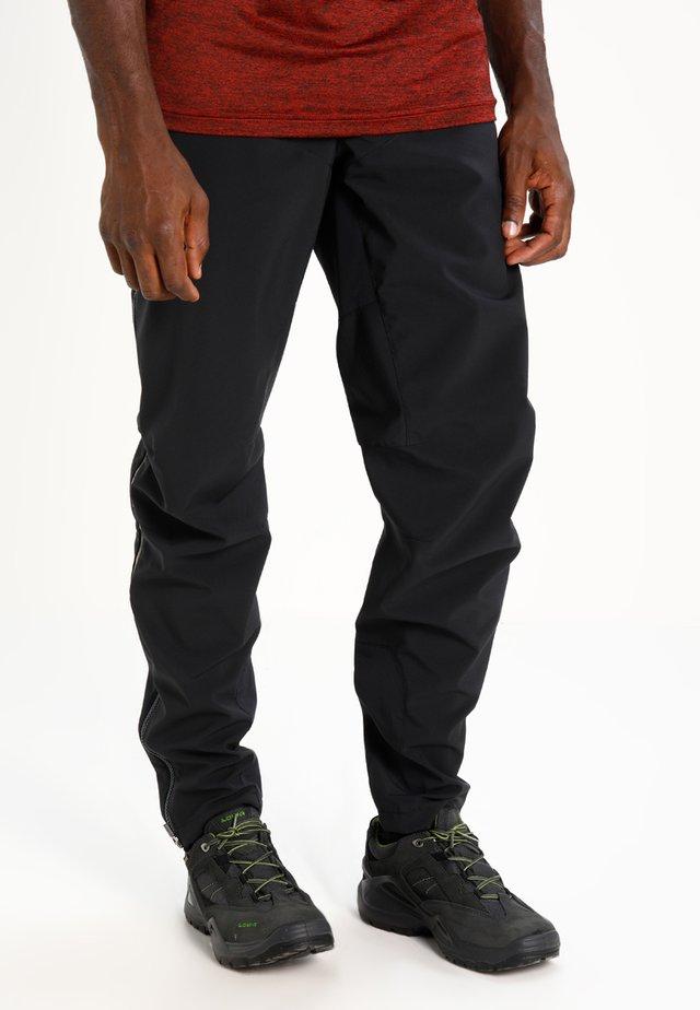MENS QIMSA PANTS II - Pantalons outdoor - black