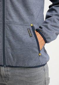 Schmuddelwedda - Waterproof jacket - marine melange - 3