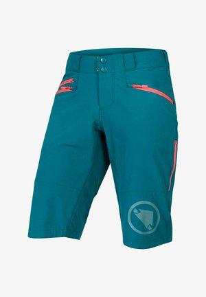 3/4 sports trousers - grün