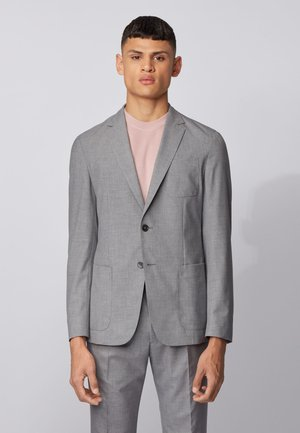 NOLVAY - Blazer - open grey