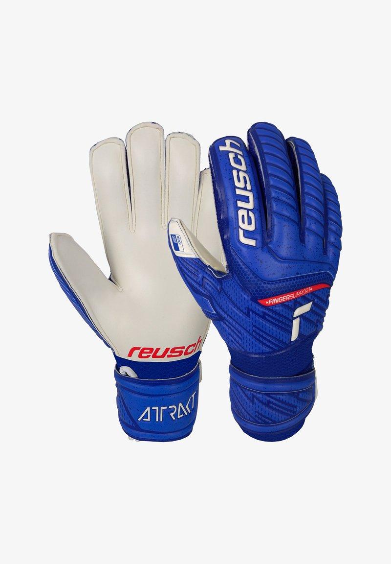 Reusch - Goalkeeping gloves - blau