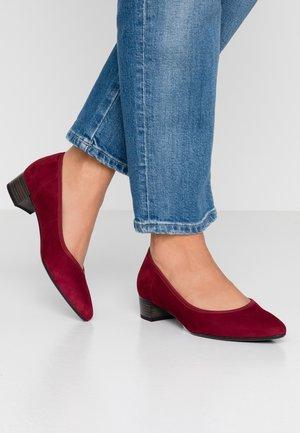 Classic heels - camino