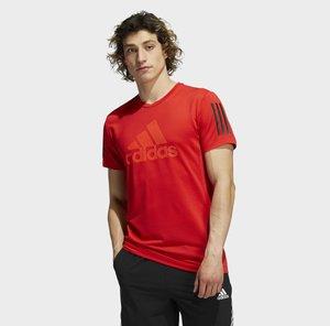 Koszulka sportowa - red