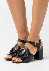 See by Chloé - Sandals - nero - 0
