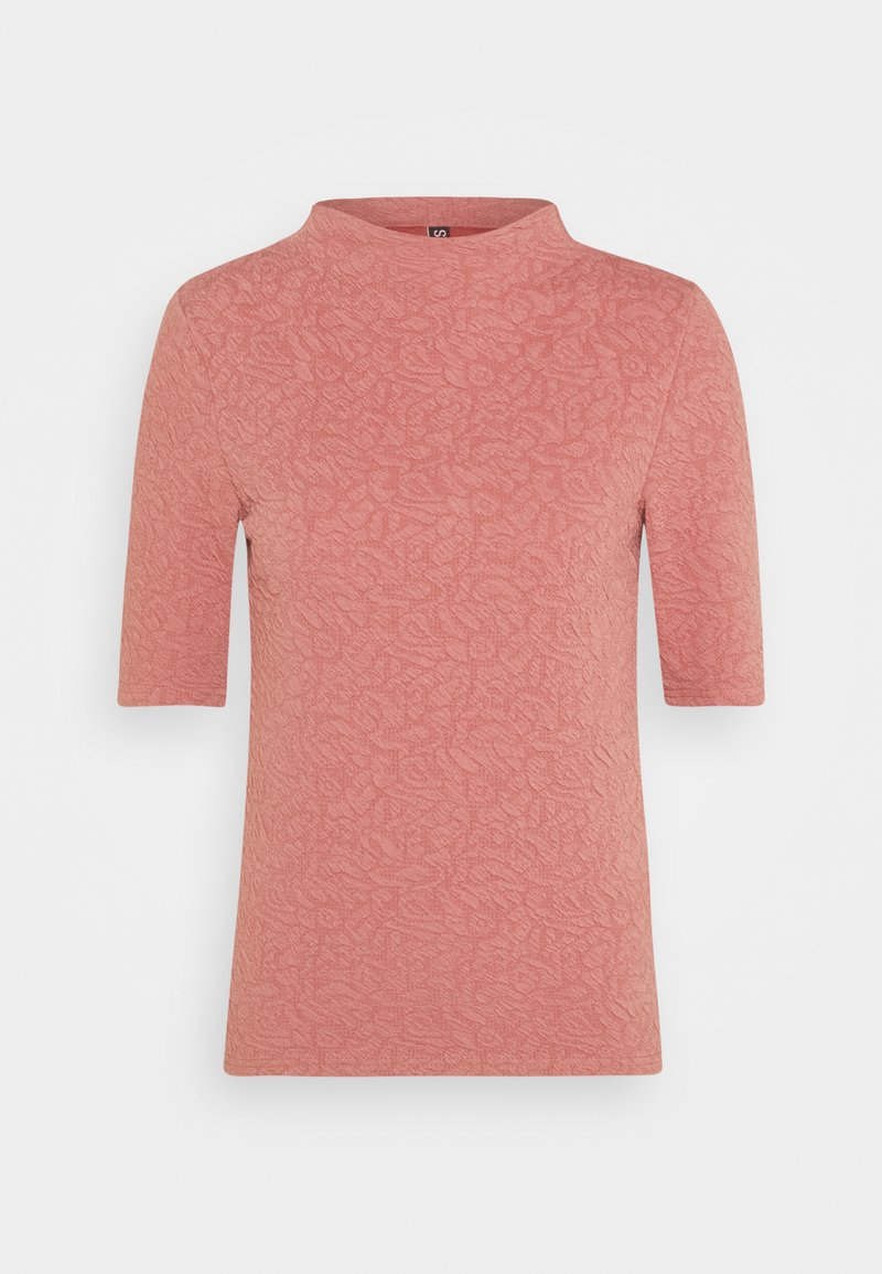 Pieces - PCGRACELIA - Print T-shirt - canyon rose
