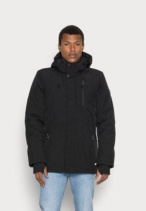 WASHAL - Winter coat - black
