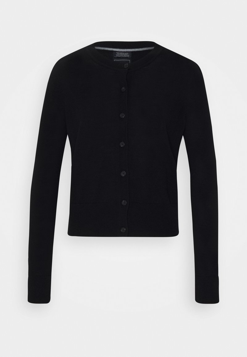 GAP Petite - Cardigan - true black