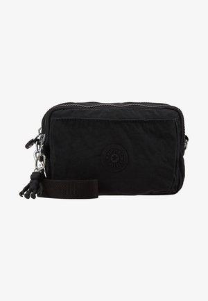ABANU MULTI - Across body bag - black noir