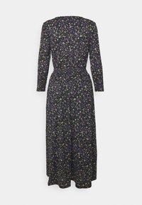 ONLY Tall - ONLPELLA 3/4 DRESS TALL - Denní šaty - black/lovely - 1