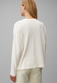 Marc O'Polo - Long sleeved top - chalk white - 2