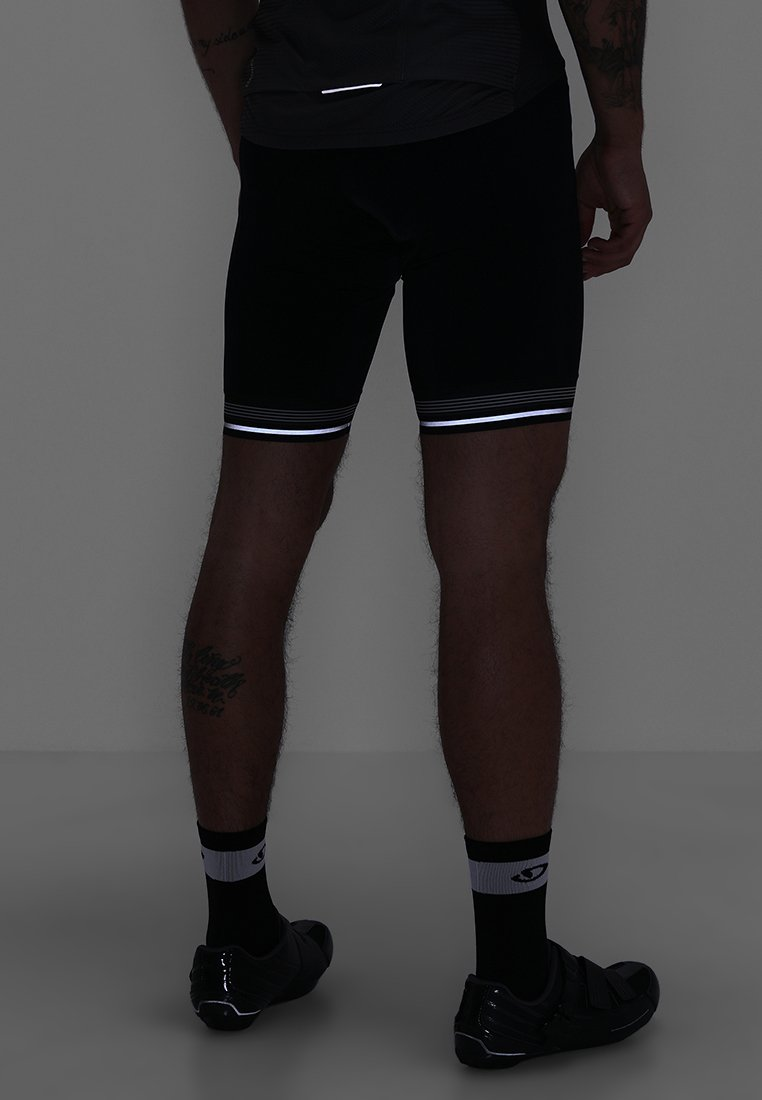 ODLO FUJIN - Collants - black/white