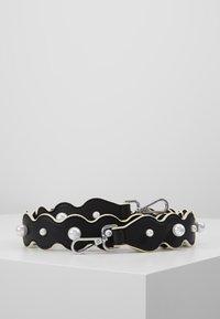 Becksöndergaard - LORA STATEMENT STRAP - Other accessories - black - 1