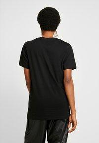 Merchcode - LADIES NEW DAY TEE - T-shirt print - black - 2