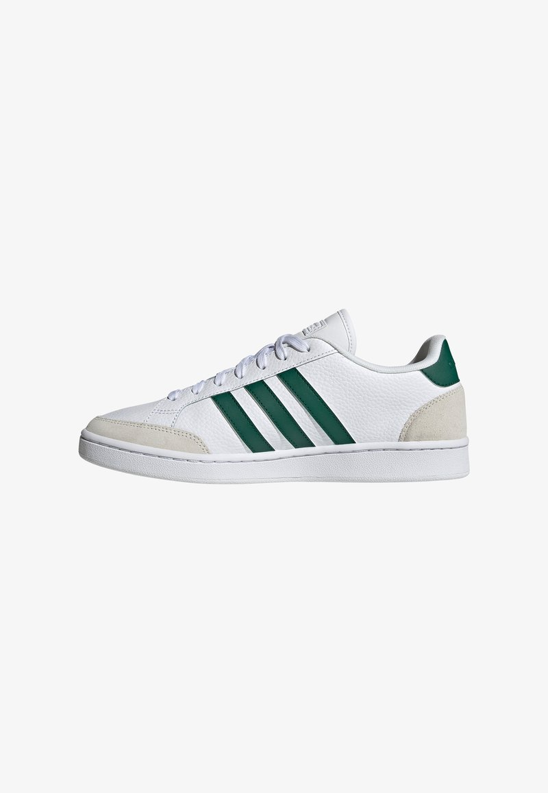 adidas Performance - Sports shoes - ftwwht/cgreen/orbgry