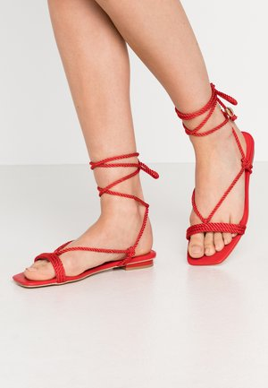 ROCKY BARNES CRUZ - Sandals - red