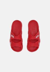 GCDS - UNISEX - Slip-ins - red - 3