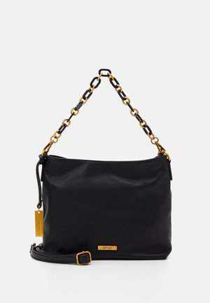 LEONY - Handbag - black