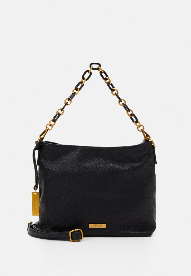 LEONY - Håndtasker - black