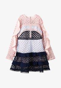 Bardot Junior - ARABELLA LACE DRESS - Koktejlové šaty/ šaty na párty - cupcake pink - 3