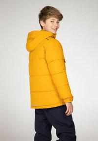 Protest - DYLAN JR  - Snowboard jacket - dark yellow - 7