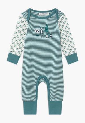 WAYAN BABY ROMPER - Pyžamo - teal