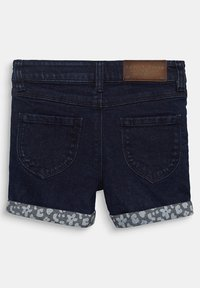 Esprit - Denim shorts - dark indigo denim - 2