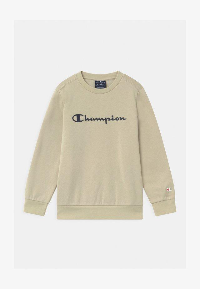 AMERICAN CLASSICS CREWNECK UNISEX - Sweatshirt - taupe