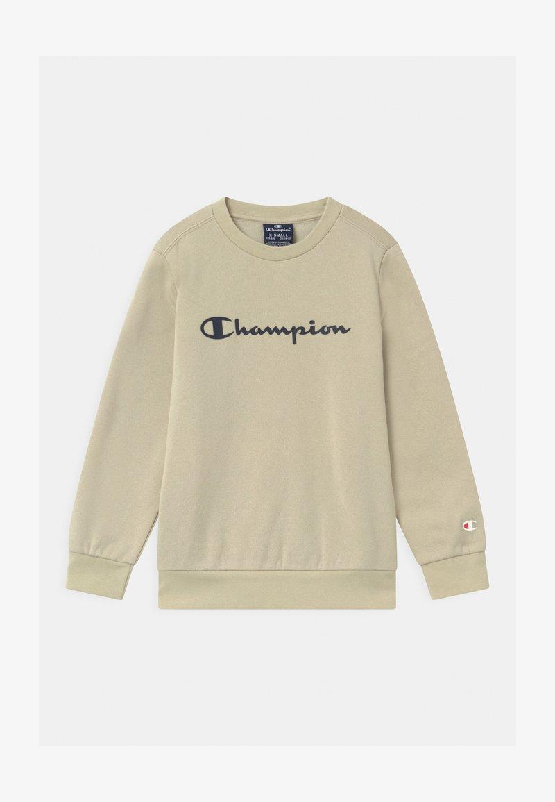 Champion - AMERICAN CLASSICS CREWNECK UNISEX - Sweatshirt - taupe