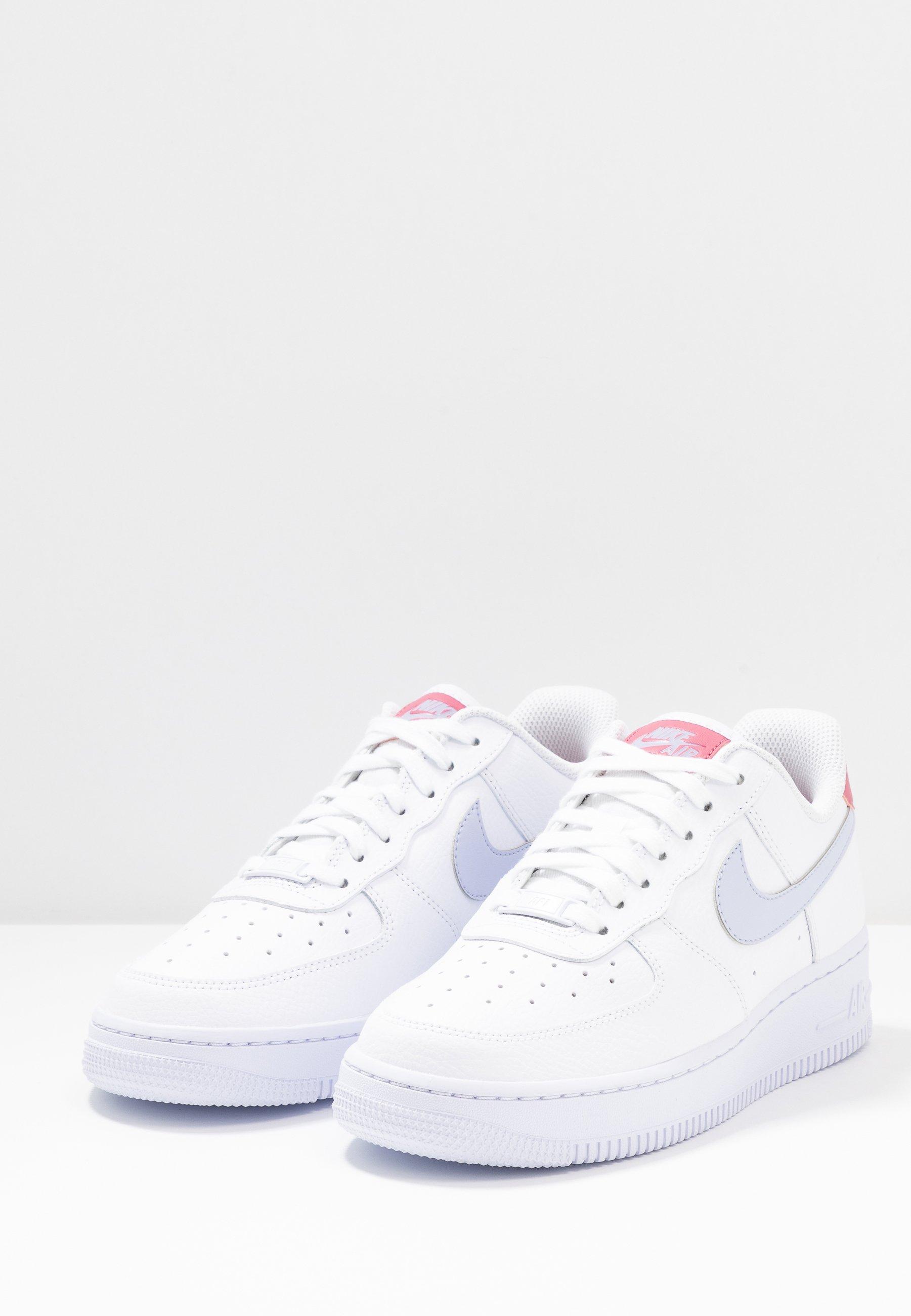 Nike Sportswear AIR FORCE 1 - Baskets basses - white/ghost/desert berry