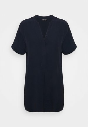 PLAIN TUNIC - Blůza - dark blue