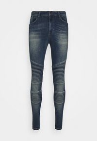 11 DEGREES - BIKER - Jeans Skinny Fit - grey - 4