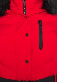 MICHAEL Michael Kors - SHORT BELTED - Winter jacket - red - 3