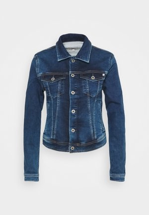 CORE JACKET - Jeansjakke - denim