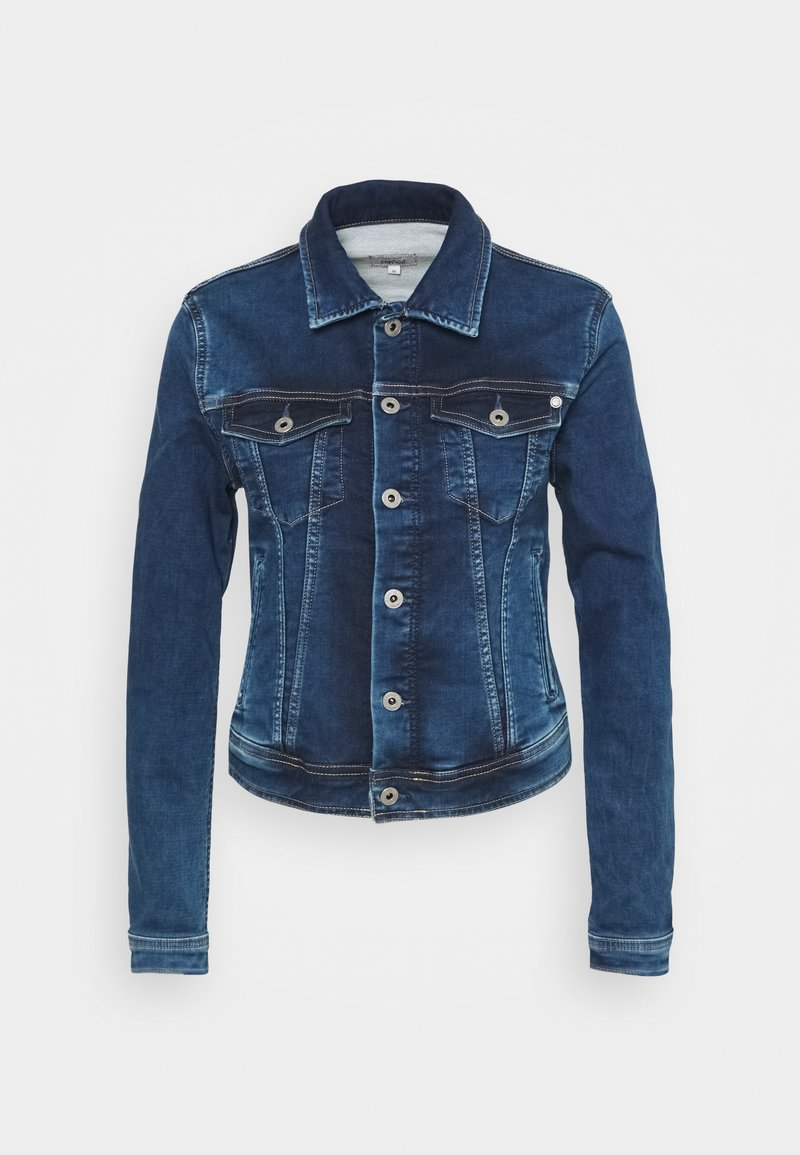 Pepe Jeans - CORE JACKET - Džínová bunda - denim