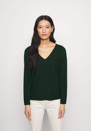 Jumper - emerald green