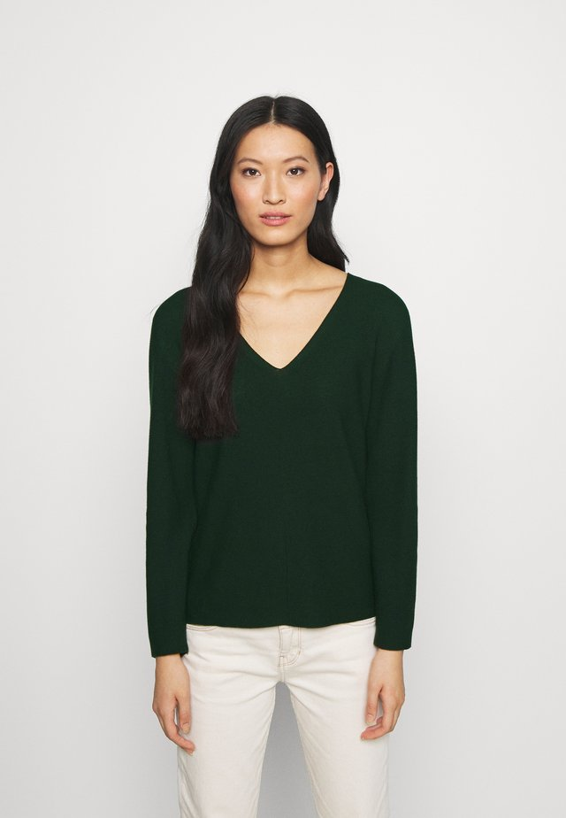 Jumper - emerald green