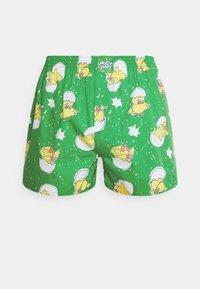 Lousy Livin Underwear - KUEKEN - Trenýrky - bright green - 3