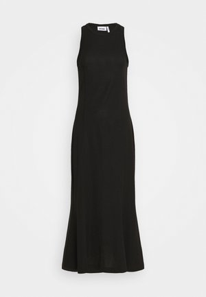 TELMA DRESS - Robe longue - black