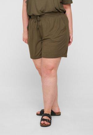 Shorts - olivie night