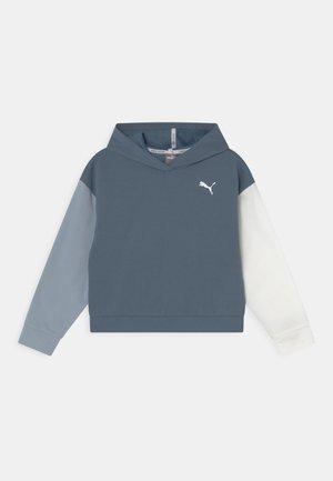 MODERN SPORTS HOODIE UNISEX - Sweatshirt - china blue