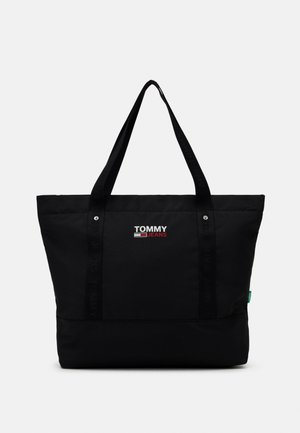 TOTE - Shopping bag - black